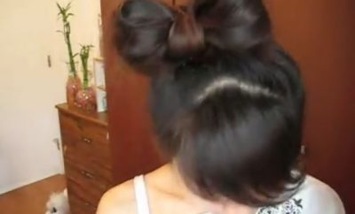 hair bow for short and long hair