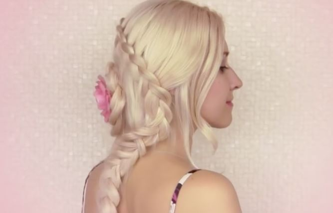 Braided Hairstyle for Long Hair