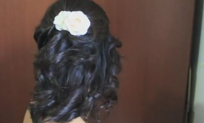Bridal Hairstyle for short medium long hair